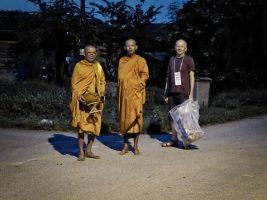 3rd walk with the Monks