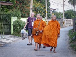 2nd walk with the Monks