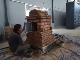 Building the Oven